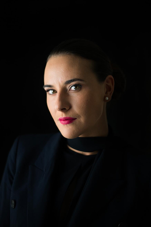 Photographie de portrait CV par Laura Van Puymbroeck