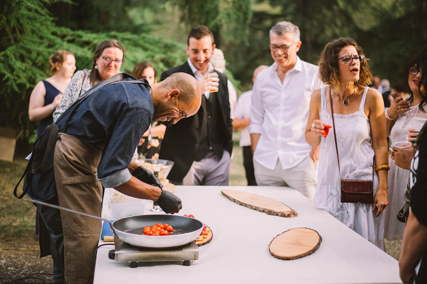 Photographie de reportage de Coloc 2 Chefs par Laura Van Puymbroeck