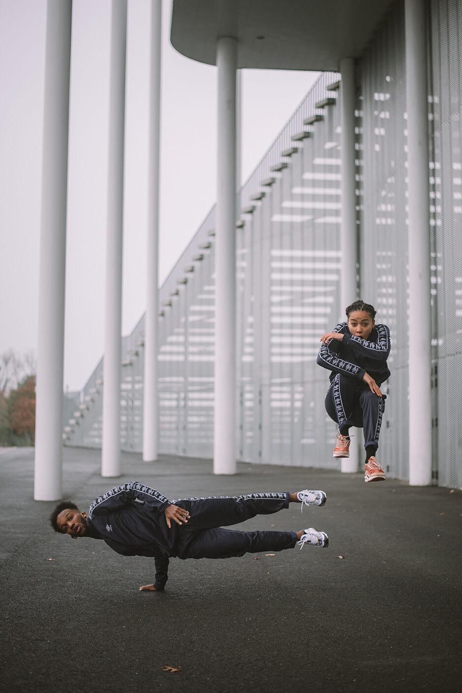 Photographie de danse de Mwen par Laura Van Puymbroeck